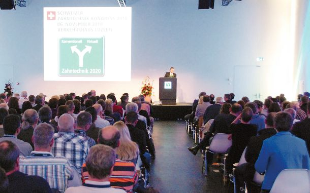 Erster grosser Schweizer Zahntechniker Kongress seit 15 Jahren