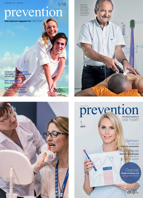 prevention international Annual Subscription