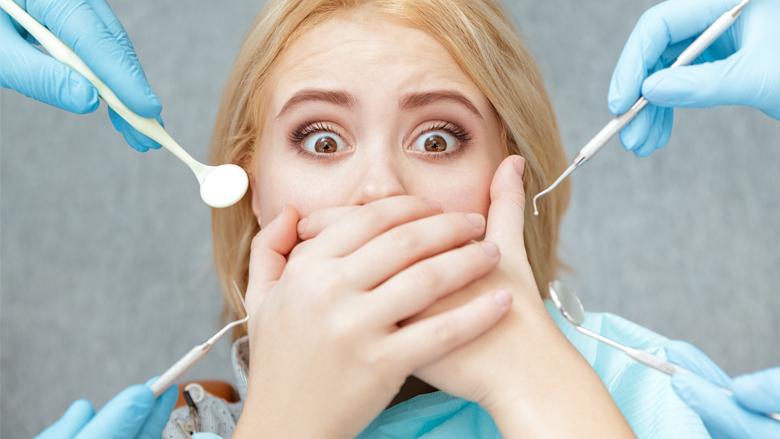 Haben Mütter Zahnarztangst, steigt das Kariesrisiko der Kinder