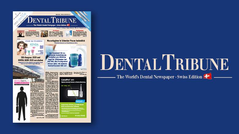 Die neue <em>Dental Tribune Schweiz</em> jetzt online lesen