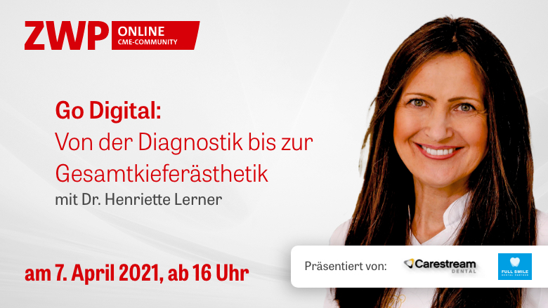 """Go Digital"" – Web-Tutorial am 7. April mit Dr. Henriette Lerner"
